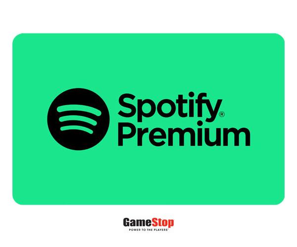 Gamestop abbonamento Spotify Premium