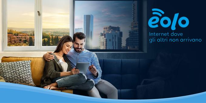 EOLO+ Internet casa da 26,90?