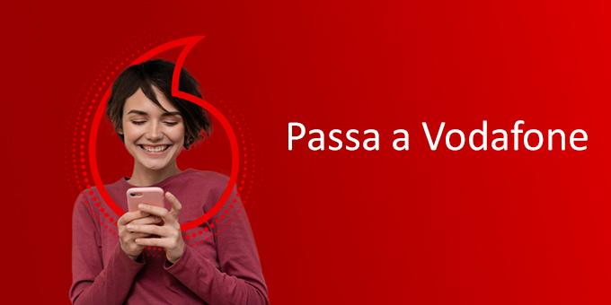 Passa a Vodafone da MVNO