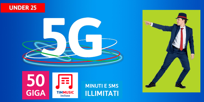TIM Super Young 5G