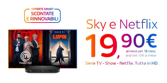 Sky + Netflix - Feb21