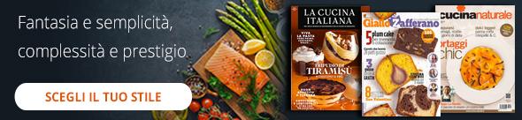 Le migliori riviste di cucina