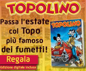 Regala Topolino