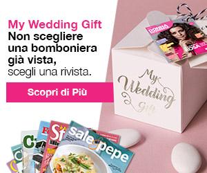 Scopri my Wedding Gift!