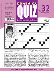 Domenica Quiz
