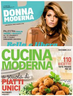 Donna Moderna + Cucina Moderna