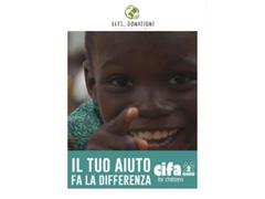 Donazione Cifa Onlus - 4 penne e 10 quaderni