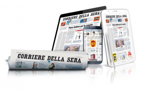 Scopri Corriere della Sera