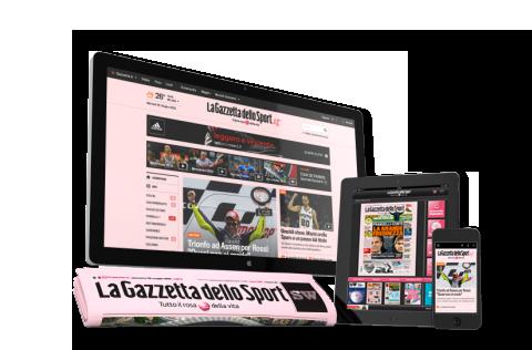 Scopri La Gazzetta dello Sport