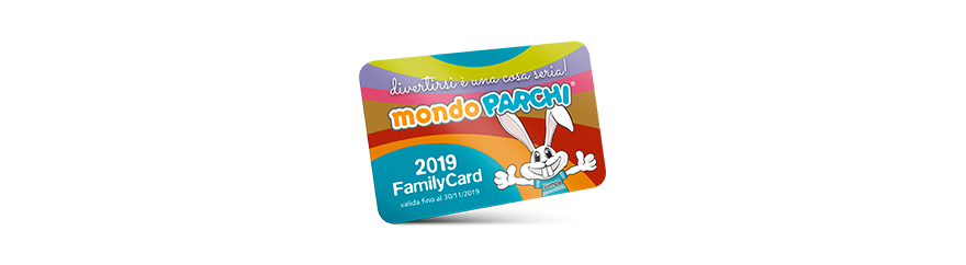 MondoParchi FamilyCard